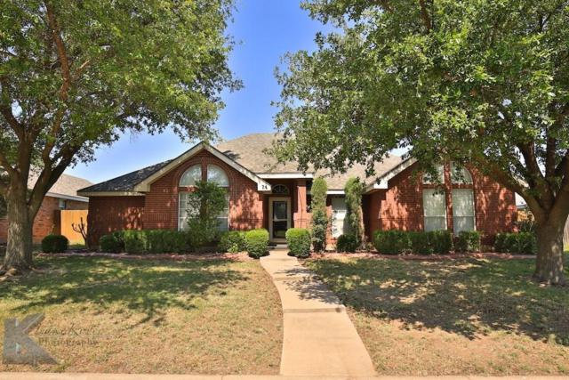 24 Harbour Town Street, Abilene, TX 79606 (MLS #13621407) :: The Tonya Harbin Team