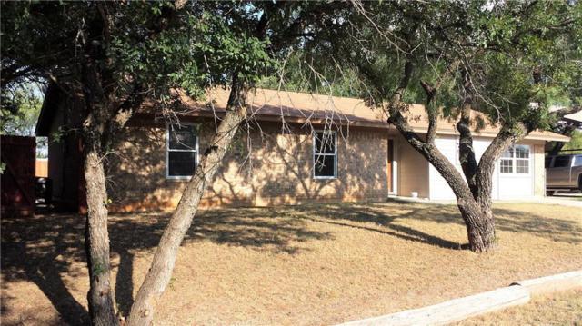 8050 County Road 564, Brownwood, TX 76801 (MLS #13623996) :: Team Hodnett