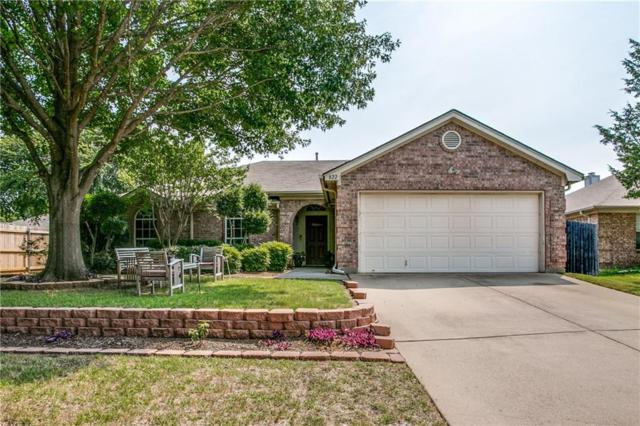 822 Yellowstone Drive, Mansfield, TX 76063 (MLS #13624464) :: The Mitchell Group