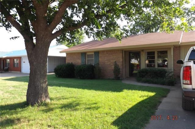 614 NW Avenue I, Hamlin, TX 79520 (MLS #13625845) :: Team Hodnett