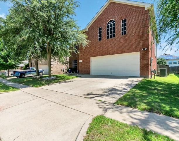 581 Creekbend Street, Crowley, TX 76036 (MLS #13625846) :: Century 21 Judge Fite Company