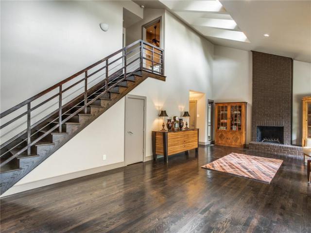 4110 Normandy Avenue #4110, University Park, TX 75205 (MLS #13627486) :: Robbins Real Estate