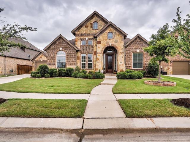 420 Whitney Place, Lantana, TX 76226 (MLS #13629607) :: RE/MAX Elite