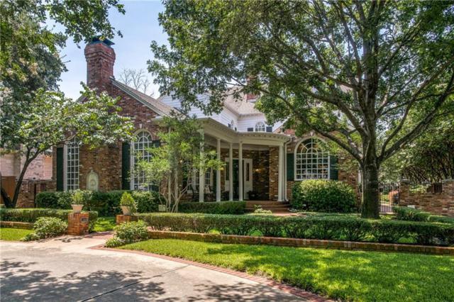 3949 Centenary Avenue, University Park, TX 75225 (MLS #13630474) :: Robbins Real Estate
