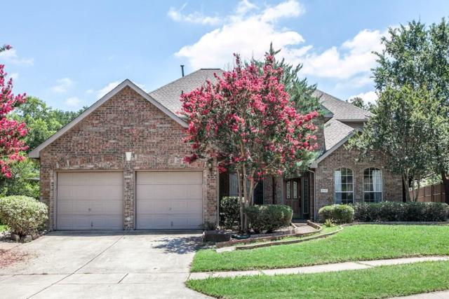 217 Patricia Lane, Highland Village, TX 75077 (MLS #13630636) :: Team Tiller