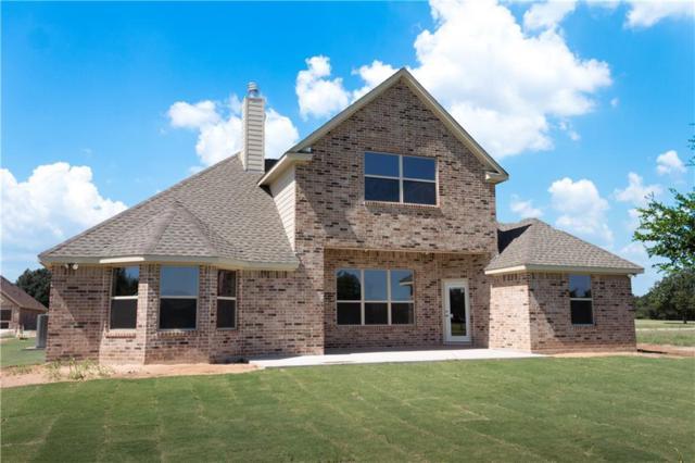 152 Crenshaw Court, Stephenville, TX 76401 (MLS #13630697) :: Team Hodnett