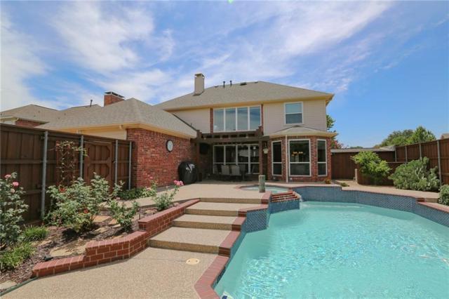 2721 Club Ridge Drive, Lewisville, TX 75067 (MLS #13631368) :: Frankie Arthur Real Estate