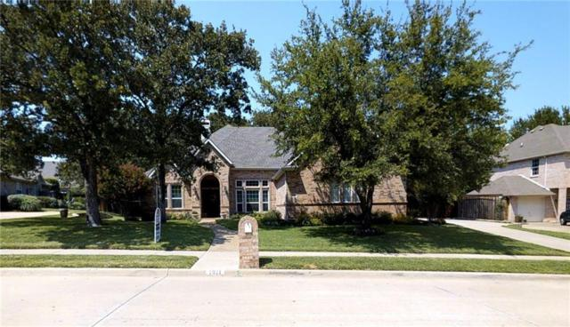 1911 Whitehall Drive, Corinth, TX 76210 (MLS #13632060) :: Real Estate By Design