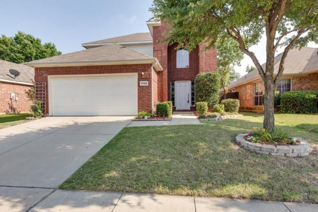3704 Silverio Trail, Bedford, TX 76021 (MLS #13632408) :: The Mitchell Group