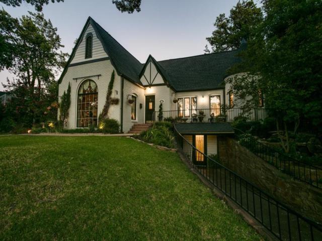 1150 N Canterbury Court, Dallas, TX 75208 (MLS #13632913) :: Real Estate By Design