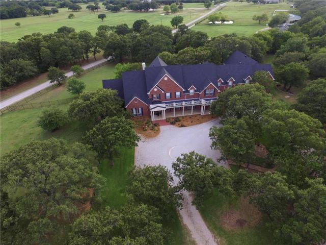 225 W Fm 1830, Argyle, TX 76226 (MLS #13633456) :: Real Estate By Design