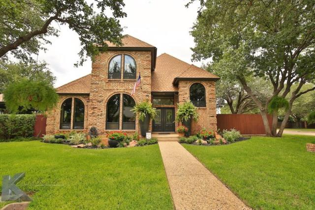 2 Cypress Point Street, Abilene, TX 79606 (MLS #13634839) :: The Tonya Harbin Team
