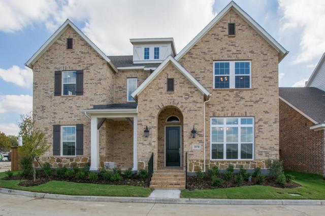 2870 Lotus Street, Carrollton, TX 75007 (MLS #13641263) :: Team Hodnett