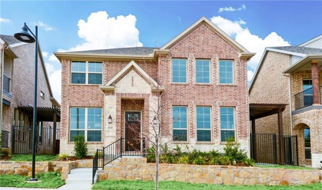 2443 South Gate Drive, Richardson, TX 75080 (MLS #13643958) :: Team Hodnett