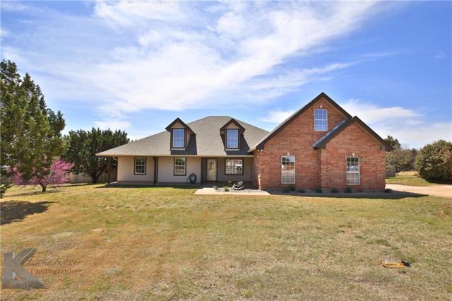 197 Alexandra Drive, Tuscola, TX 79562 (MLS #13648261) :: Team Hodnett