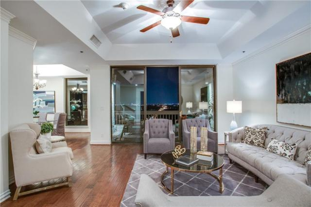 5909 Luther Lane #2308, Dallas, TX 75225 (MLS #13648587) :: Magnolia Realty