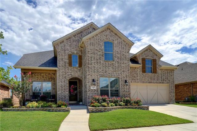 1509 7th Street, Argyle, TX 76226 (MLS #13648613) :: The Real Estate Station