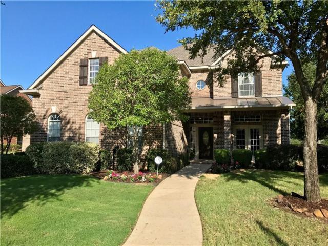 1551 Terrace Drive, Lantana, TX 76226 (MLS #13653081) :: The Real Estate Station
