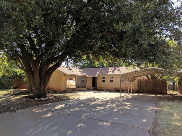 3233 Wenwood Road, Abilene, TX 79606 (MLS #13654350) :: The Tonya Harbin Team