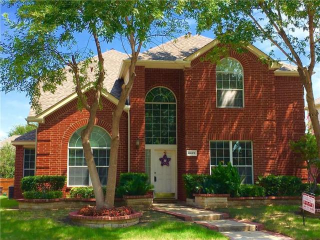 4429 Caledonia Creek Lane, Plano, TX 75024 (MLS #13657026) :: MLux Properties
