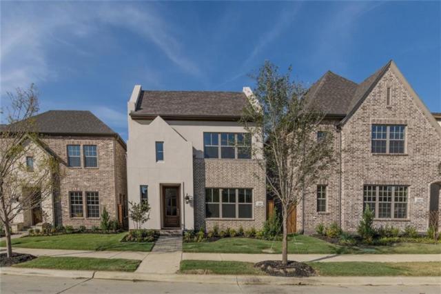 211 Skystone, Irving, TX 75038 (MLS #13657275) :: Team Hodnett
