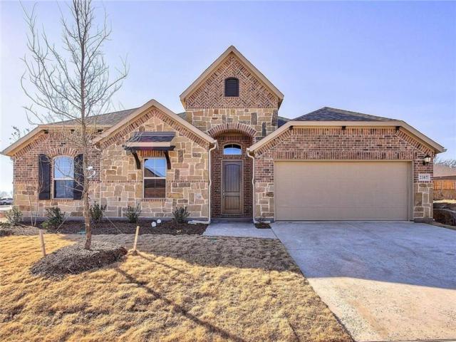2307 Westerly Circle, Corinth, TX 76210 (MLS #13657842) :: Robbins Real Estate Group