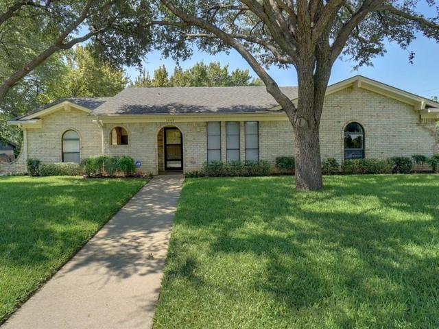 3445 Willowcrest Drive, North Richland Hills, TX 76117 (MLS #13658388) :: Team Hodnett