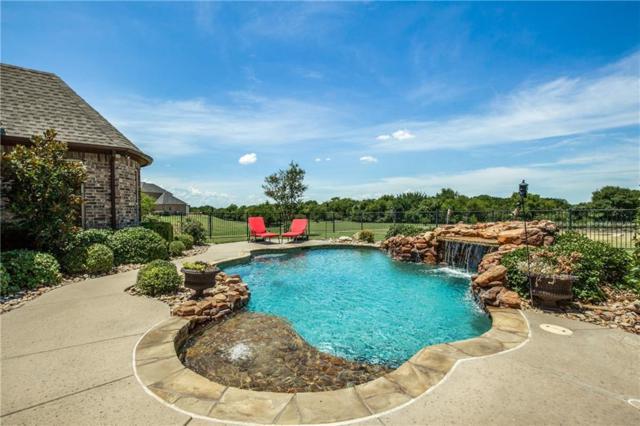 4950 Whispering Stream Court, Fort Worth, TX 76179 (MLS #13663283) :: Team Hodnett