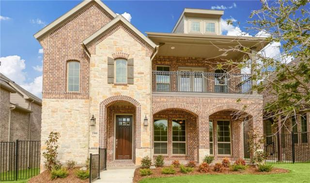 280 Palisades Boulevard, Richardson, TX 75080 (MLS #13664763) :: Team Hodnett