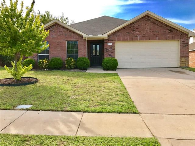 1106 Remington Ranch Road, Mansfield, TX 76063 (MLS #13664901) :: The Mitchell Group