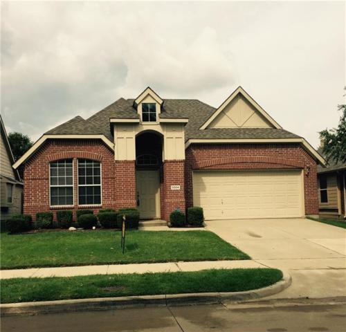 5504 Brookside Drive, Denton, TX 76226 (MLS #13667547) :: The Real Estate Station
