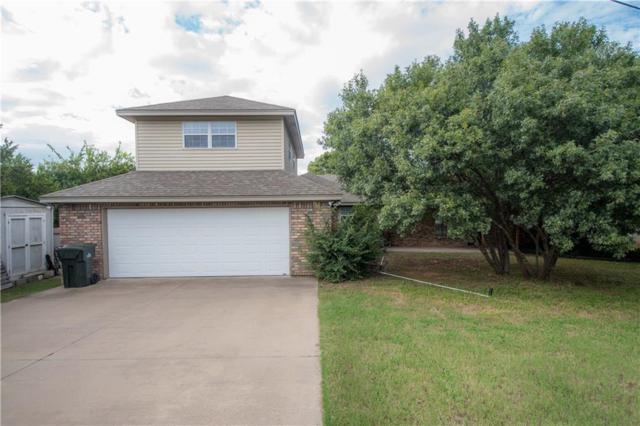 506 Crestwood Drive, Granbury, TX 76048 (MLS #13667969) :: Team Hodnett