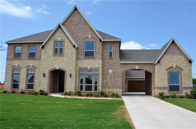 2900 Prairie View Drive, Northlake, TX 76226 (MLS #13668879) :: The Real Estate Station