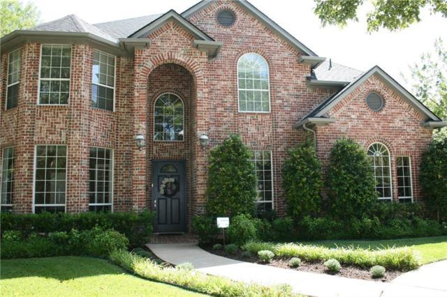 3555 Wind River Court, Fort Worth, TX 76116 (MLS #13669376) :: Team Hodnett
