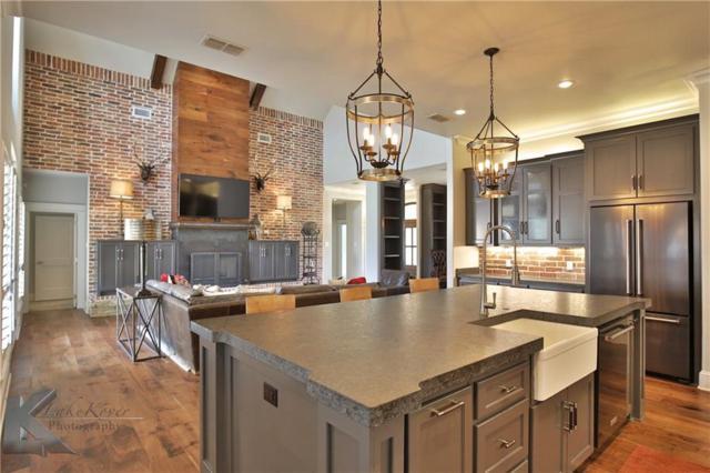 2102 South Ridge Crossing, Abilene, TX 79606 (MLS #13670848) :: The Hornburg Real Estate Group