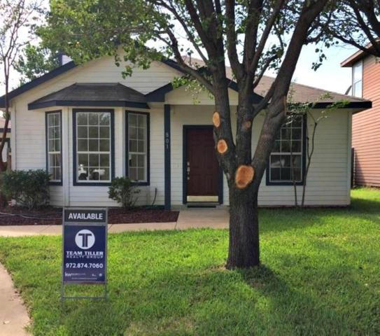 801 Indigo Terrace, Denton, TX 76209 (MLS #13670916) :: Team Hodnett