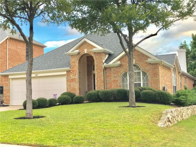 2407 High Chapel Court, Highland Village, TX 75077 (MLS #13671635) :: Team Tiller