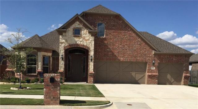 4912 Brookside Drive, Denton, TX 76226 (MLS #13672033) :: The Real Estate Station