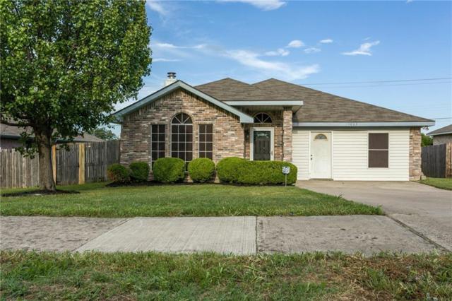 1003 Alden Drive, Cedar Hill, TX 75104 (MLS #13673649) :: Century 21 Judge Fite Company