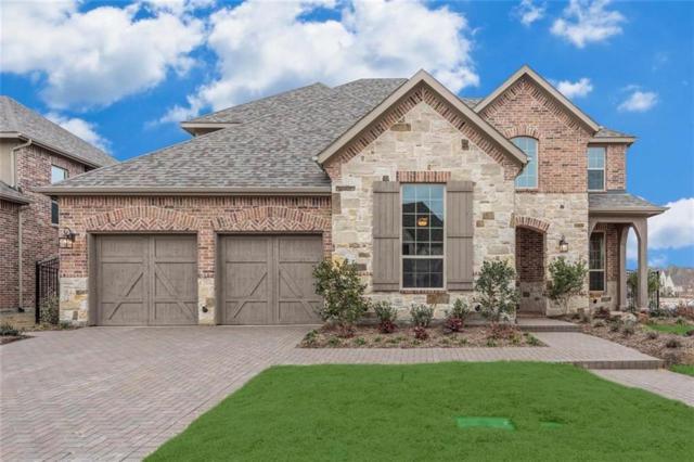 1866 Snapdragon Road, Frisco, TX 75033 (MLS #13674915) :: Team Hodnett