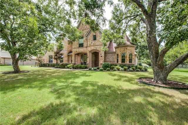 11901 Native Drive, Fort Worth, TX 76179 (MLS #13674982) :: Team Hodnett