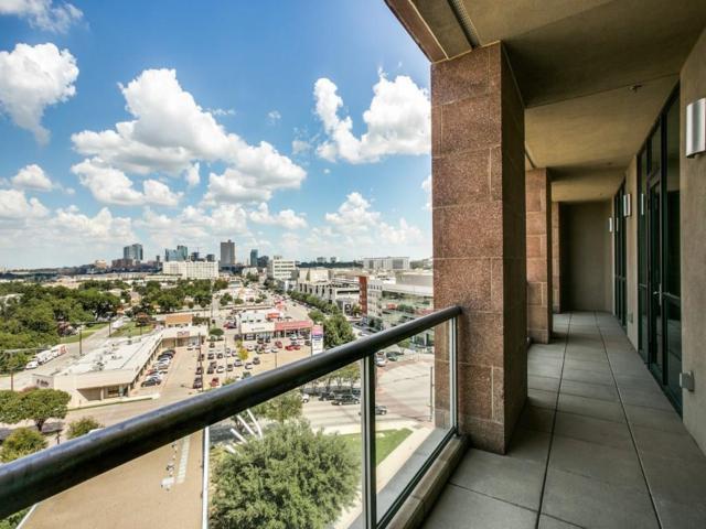 3100 W 7th Street W #617, Fort Worth, TX 76107 (MLS #13675348) :: Baldree Home Team