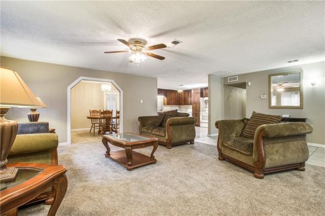 1031 Kingston Drive, Lewisville, TX 75067 (MLS #13675534) :: Kimberly Davis & Associates