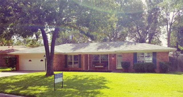 1128 Livingston Drive, Hurst, TX 76053 (MLS #13675719) :: The Mitchell Group