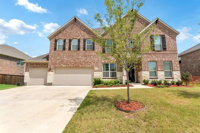 3660 Frost Street, Sachse, TX 75048 (MLS #13676054) :: The FIRE Group at Keller Williams