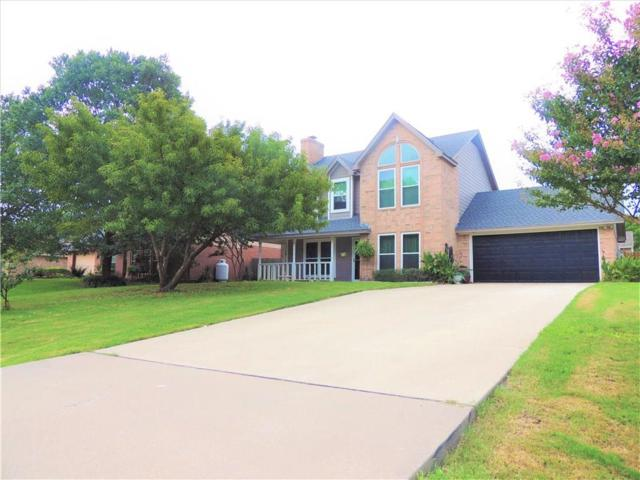 1105 W Lake Drive, Weatherford, TX 76087 (MLS #13676438) :: The Mitchell Group
