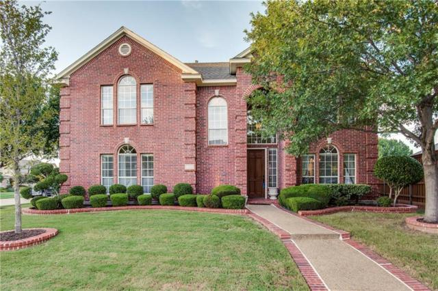 11800 Creek Point Drive, Frisco, TX 75035 (MLS #13676495) :: Frankie Arthur Real Estate