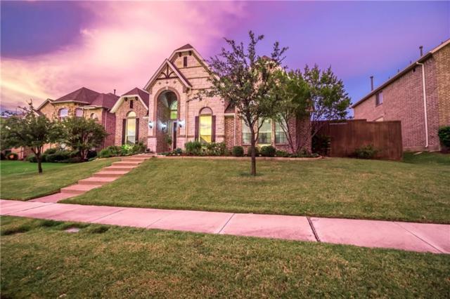 9240 Santee Lane, Frisco, TX 75033 (MLS #13676695) :: RE/MAX