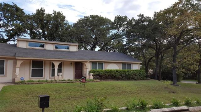 409 W Redbud Drive, Hurst, TX 76053 (MLS #13679364) :: NewHomePrograms.com LLC