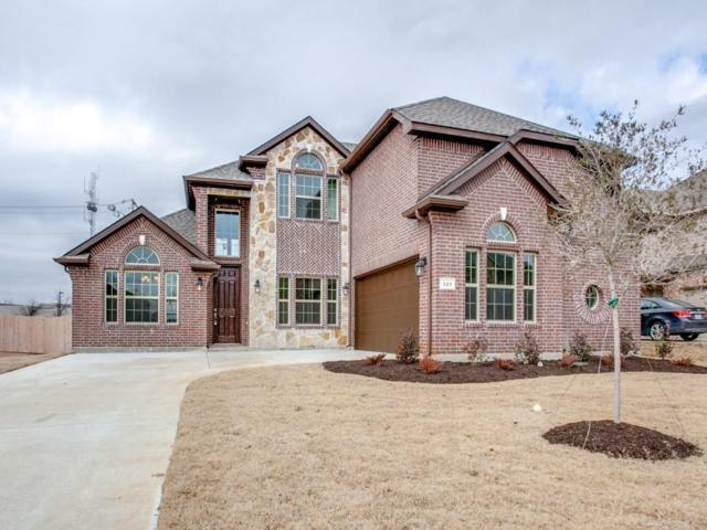 321 Timber Road, Forney, TX 75126 (MLS #13681212) :: Team Hodnett